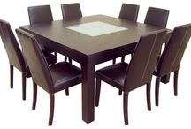 Square Dinning Table / Ideas to build my own dinning table.