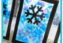 Winter / Art and Craft ideas for the winter seasons
