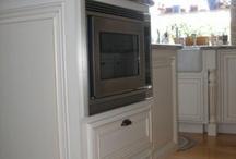 Kitchen Microwave / by Debbie Green {Green Nest Decor}