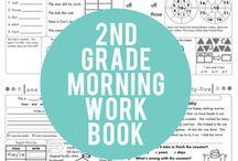 2MATH / Math in 2nd grade / by Tarehna Wicker