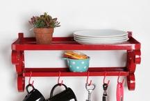 Interior Design: Kitchen / by Pauline