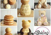 Bären Kuchen