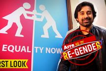 Arre Ho Ja Re-Gender | An Arre Original Social Experiment / Arre #HoJaReGender is India's first social reality experiment involving six participants from various walks of life along with celebrity mentors like Raghu Ram, Rannvijay Singh Singha, Rithvik Dhanjani, Karan Wahi and Bharti Singh. The daring reality show breaks down the rules of gender and challenges gender stereotypes. Arre Ho Ja Re-Gender, streams this May.