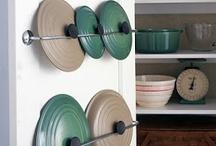 Helytakarékos ötletek a konyhában