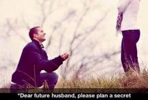 For the Proposal