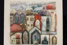 Murales y cuadros de cerámica / Murales y cuadros de cerámica