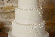 Wedding cakes / by Nicole Penn