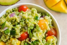 Cooking Ideas - Quinoa and Healthy Grains!!!