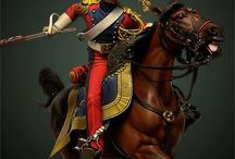 Napoleonic figures