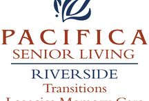 Pacifica Senior Living: Riverside Legacies Memory Care / At Pacifica Senior Living Riverside, we provide intimate settings within 6 residential cottages which allow more personalized one-on-one assistance in a comforting, home-like setting. Each cottage is individually tailored to meet the different needs of each resident.