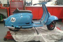 Lambretta series 1 & 2