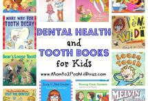Kids Dental Books