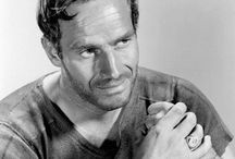 Movie Legends: Charlton Heston / photos, pictures & movie scenes from Charlton Heston... / As a Hollywood star he appeared in 100 films over the course of 60 years. He played Moses in the epic film, The Ten Commandments (1956). He also starred in Touch of Evil (1958) with Orson Welles; Ben-Hur, for which he won the Academy Award for Best Actor (1959); El Cid (1961); and Planet of the Apes (1968)...