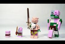Minecraft -Lego
