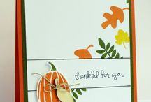 Stampin Up - Fall Fest