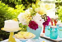 Party ideas / by Danielly Lara {Un dulce hogar}