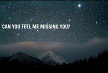 I freaking miss you