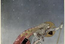 Kay Nielsen-Illustrations
