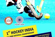 1st - 5 A Side Hockey National / Hockey India 1st - 5 A Side Hockey National organised by Hockey Maharshtra; Knowledge and Event Partner - KhiladiConnect