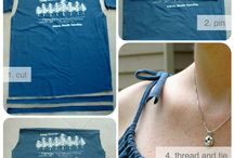 T-Shirt DIY / by Hannah Ford