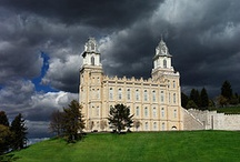 LDS TEMPLES / by Melissa Stretch-Childs