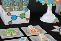 Science Party Ideas / Science Birthday Party , Science Camp Ideas / by Lillian Hope Designs