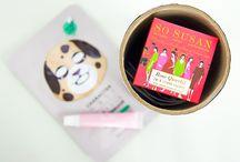 Unboxing - Box beauté / Unboxing de box beauté - Soins (visage, corps et cheveux) et maquillage