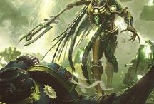 Warhammer 40k / by Jeremy Maloney