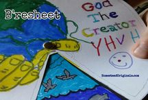 Teaching from Torah / Lessons and copywork to bring Scripture to life for children. Parsha crafts for the observant homeschool family!