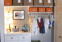 kids rooms / by Shayla Fitzgerald