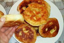 Πατατες-Ψωμι