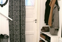 Mud Room / Coats n shoes / by GGs Boards