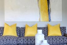 Summer Design Trends / Live and entertain in style this summer with easy DIY projects to add color and life at home.