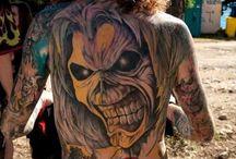 Epic tattoos  / by Aubrey Allen