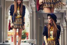 Street style / Ideas para el look de tu día a día