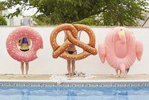 Flotadores GIGANTES / Nueva obsesión: ¡¡¡Flotadores gigantes!!!  www.piscinasdtp.com