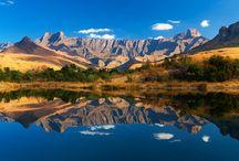 Charme de l'Afrique du Sud