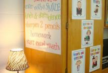 The Classroom / High School Classroom  / by Paige McMillin