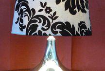LAMPADE / Lampade da tavolo e piantane