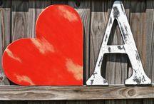 Hearts = Love / by Nicoletta Alfano