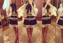 Style Crush: Giovanna Battaglia / by Dressed Up + Down, LLC