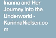 Journeys_The descent of Inanna