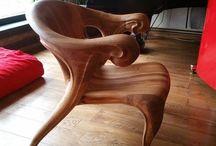 Unusual furniture / Images of interesting furniture