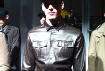 leather shirt / by jerome chen