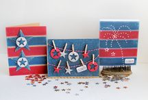 Patriotic Crafts / DIY and craft projects celebrating all things patriotic!