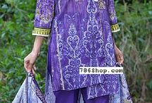 Zeen / Zeen Pakistani cotton lawn clothes online with free shipping in USA, UK and world.