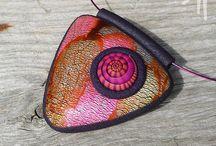 polymer clay jewelry / sieraden van klei