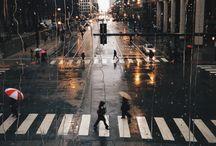 it's rainy day