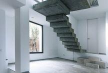 ARCHITECTURE - Escalier