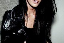 C..dark haired babes / very pretty...